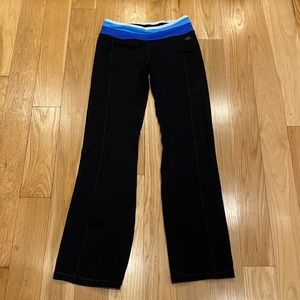 alo Cool Fit Wide Leg Leggings, Size small
